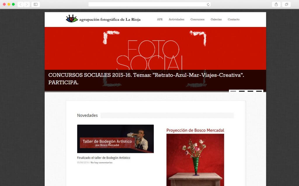 Agrupación Fotográfica de la Rioja