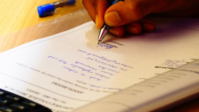 La recogida de firmas sirve para algo